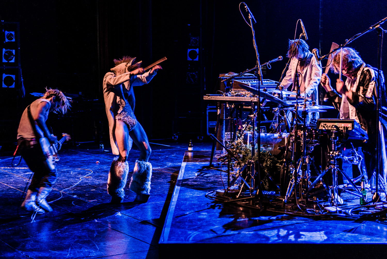 Bonaparte // Brecht Festival // Augsburg // 2014 // Photo: Helmut Prochart