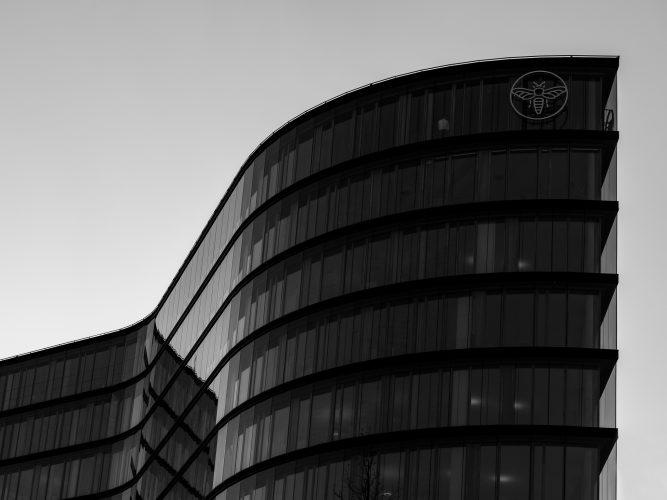 Erste Campus by Henke Schreieck Architects