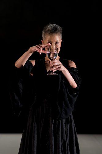 Akemi Takeya - Impulstanz 2019 - Photo by Helmut Prochart