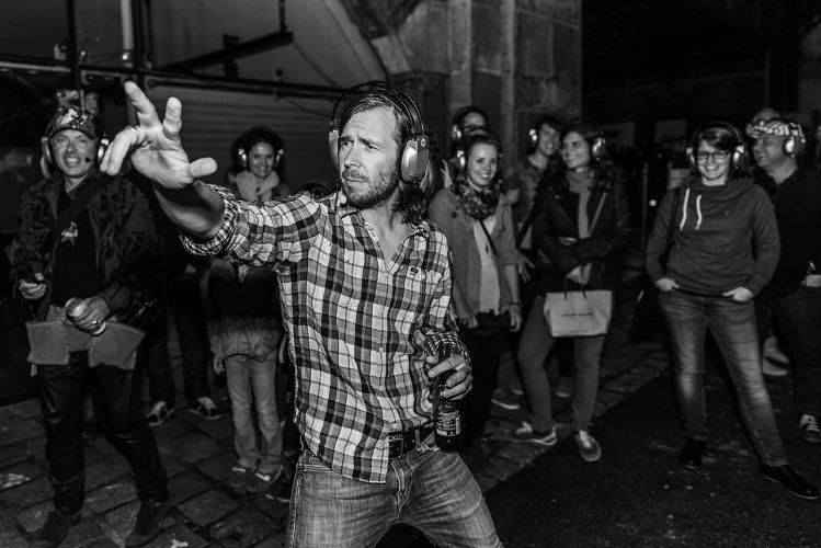 Fuzzman - Walking Concert - Photo by Helmut Prochart