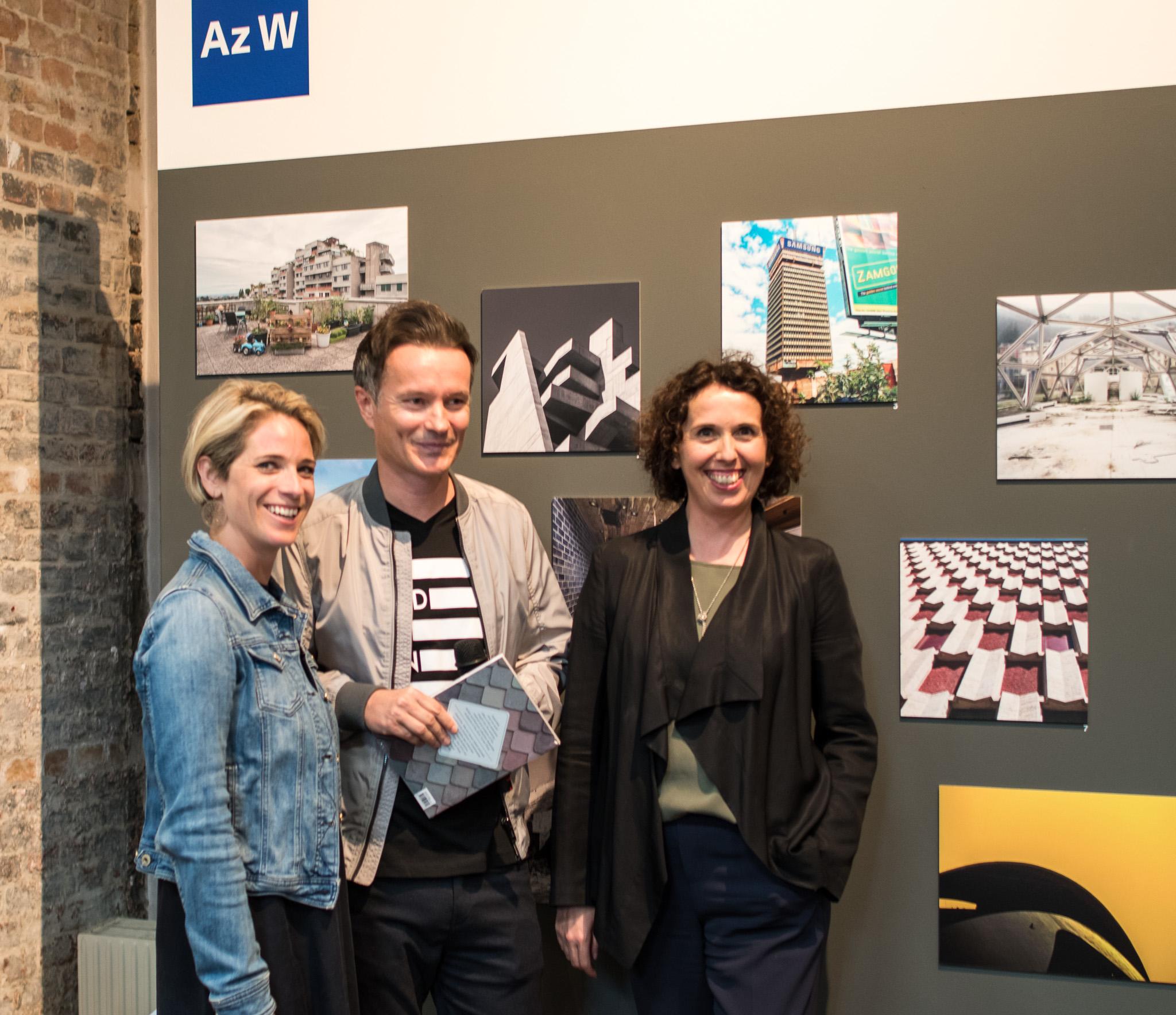 Architekturzentrum Wien - Photo Award - Brutalismus - Präsentation der PreisträgerInnen