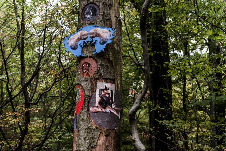 MISSION W - Skulptur im Wienerwald