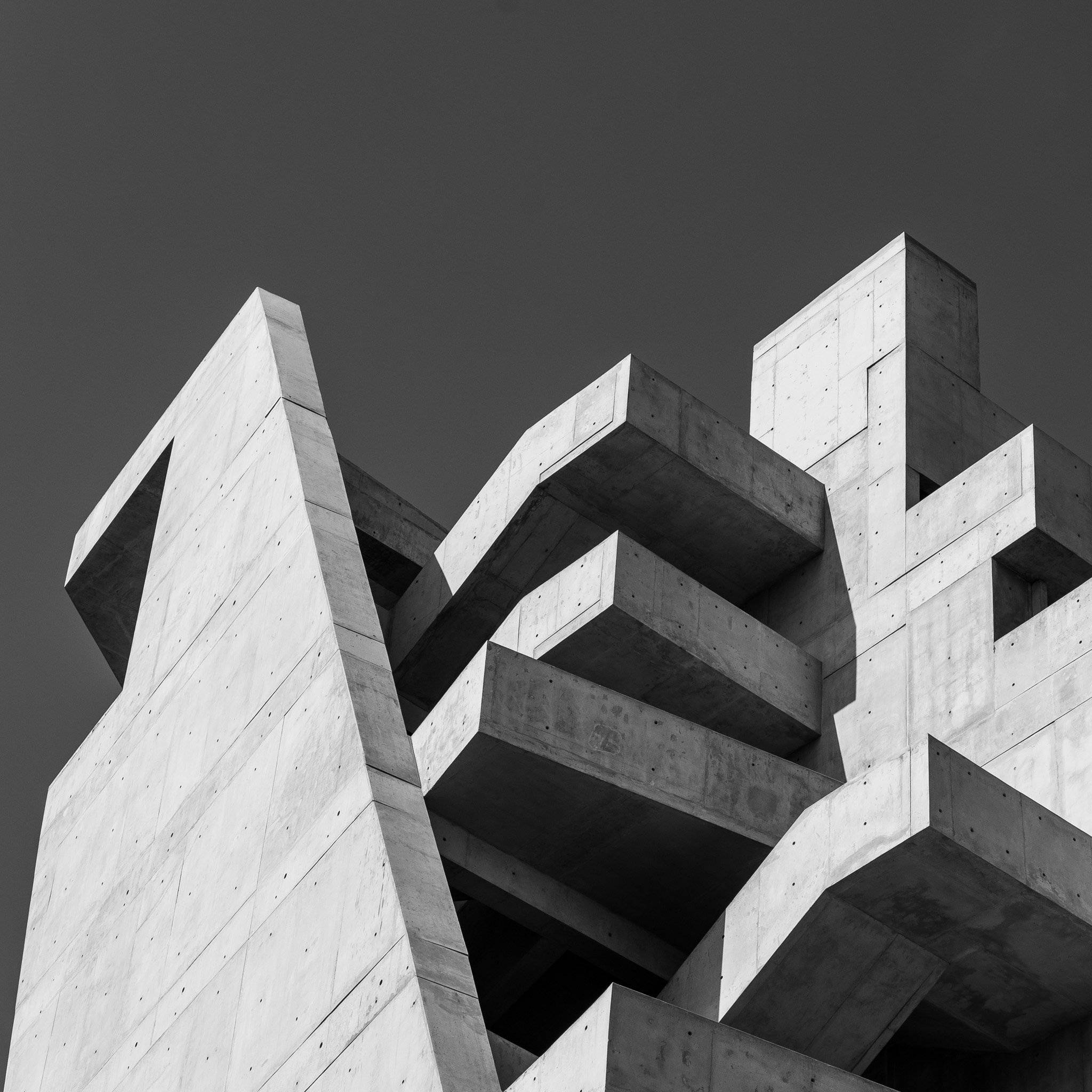 University Campus UTEC in Lima by Grafton Architects
