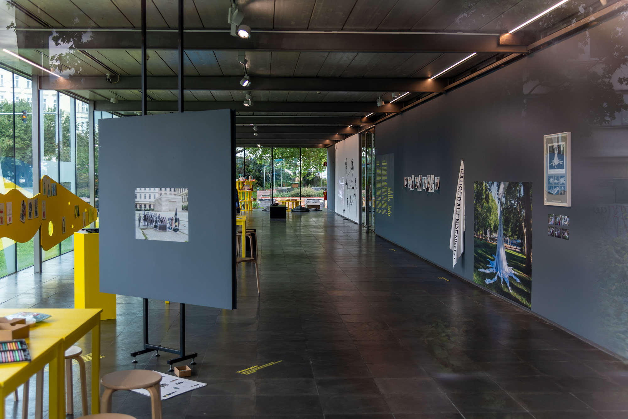 Space for Kids - Exhibition - Kunsthalle Wien